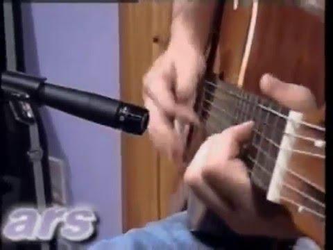 ¿Cómo grabar el sonido de tu guitarra?