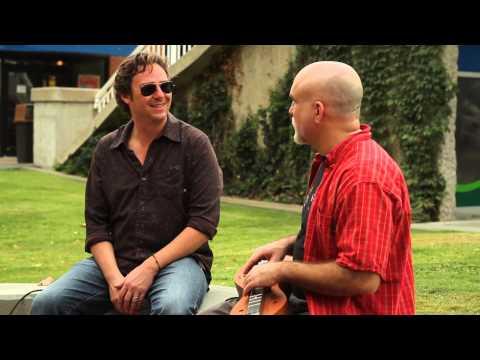 Dan Landrum, Hammer Dulcimer Performance/Interview