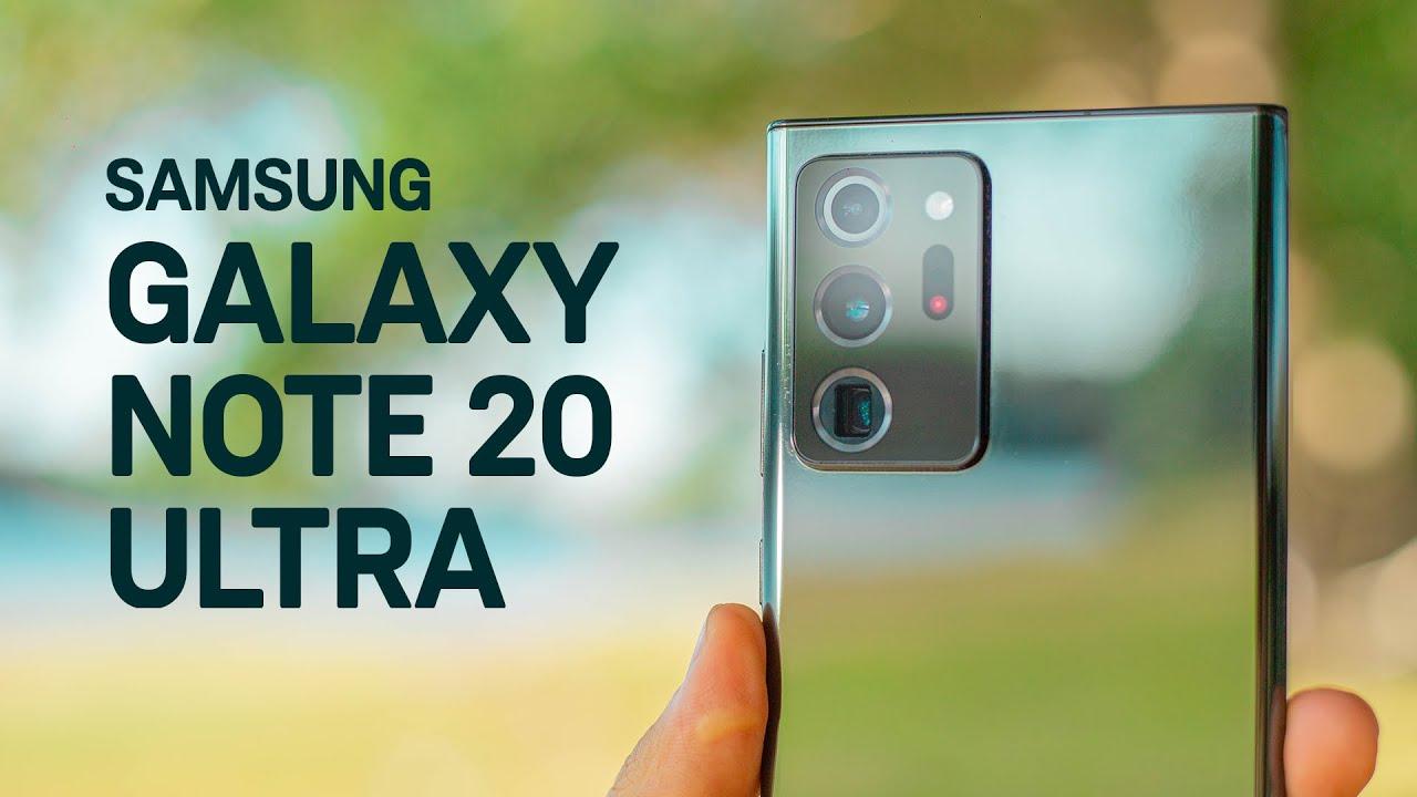 Samsung Note 20 Ultra: După o lună de utilizare (review română)