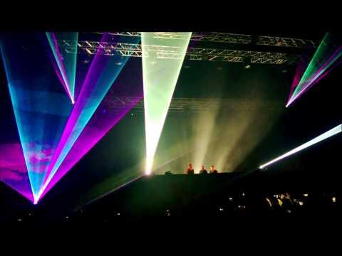 Swedish House Mafia Lisboa 2012