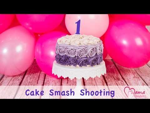 Cake Smash Shooting with Isabell - BEHIND THE SCENES!