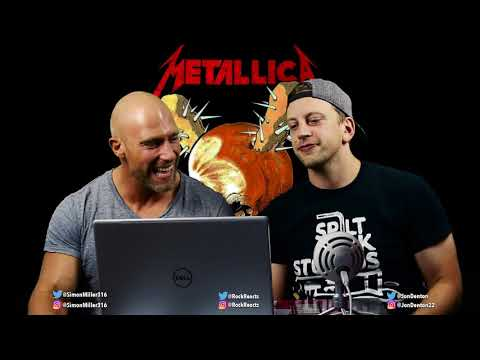 Metallica  Damage, Inc REACTION AND REVIEW!!