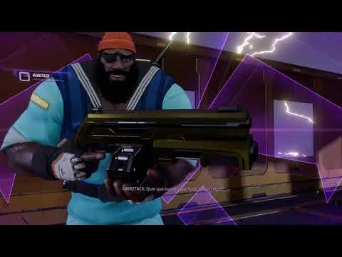 Agents of Mayhem- STEELTOE Boss Stage Gameplay |