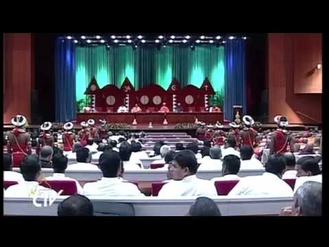 APOSTOLIC JOURNEY TO SRI-LANKA: INTERRELIGIOUS MEETING WITH POPE FRANCIS