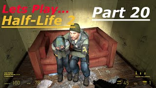 Guy-Plays - Half-Life 2 - Walkthrough Gameplay Part 20 (Dell XPS 9550) - Executions!