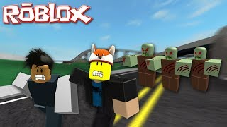 ROBLOX INFECTION INC || MAKING A ZOMBIE ARMY