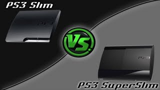 PS3 Super Slim vs PS3 Slim