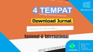 Gambar cover Mahasiswa Wajib Tau 4 Tempat Mendaptkan Jurnal Nasional dan Internasional Yang Relevan