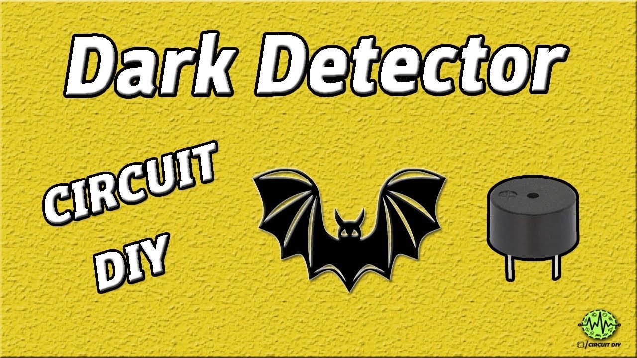 Dark Detector Circuit Ldr 555 Timer Sensor Electronics Use Build Spaceship Alarm Diagram Projects Simple Diy