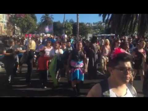 Trans March 2016 Begins