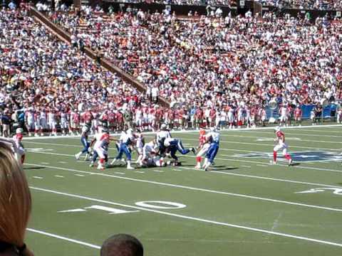 Pro Bowl 2009: NFC Kick Return