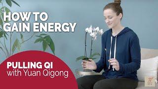 Free tutorial: Learn pulling Qi. Powerful Yuan Qigong practice for healing and gaining energy.