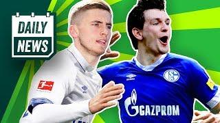 Havertz ist der beste Bundesliga-Spieler! Schalke holt Kenny von Everton! DFB-Team ohne  Marozsán!