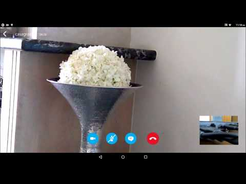 Skype on Shield Android TV