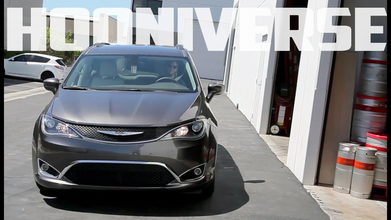 Can A Minivan Ever Be Cool
