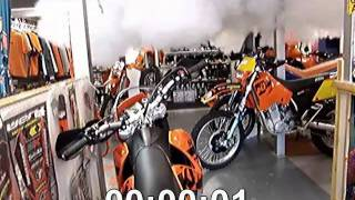 Fog Bandit - security fog NOT security smoke - Stop Motorbike Theft!