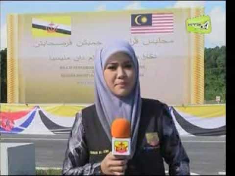 Perasmian Jambatan Persahabatan Malaysia-Brunei 8 Disember 2013