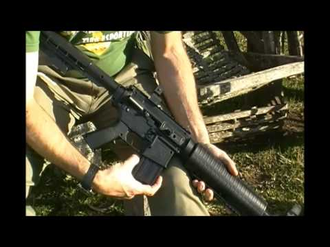 Carabina Crosman mod M4 177 - 1ª Apresentação