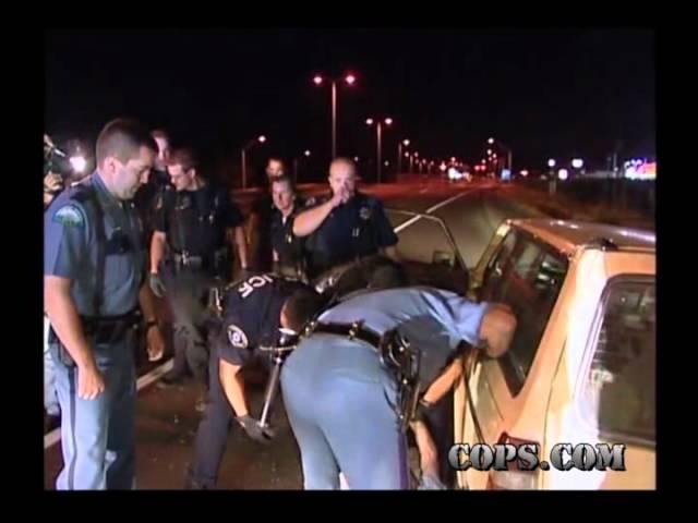 Toughest Takedowns, Deputy Kristi Estes, COPS TV SHOW