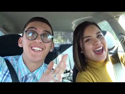 TEACHING MY GIRLFRIEND HOW TO DRIVE! **MUST WATCH**