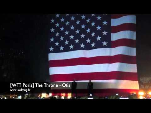 Live / Watch The Throne X Paris, Bercy (2012)
