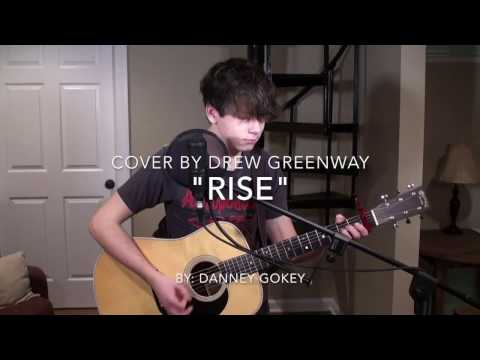 Rise - Danny Gokey (Acoustic Cover by Drew Greenway)