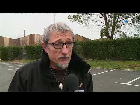 André Causse et les blocages des agriculteurs à Auch.