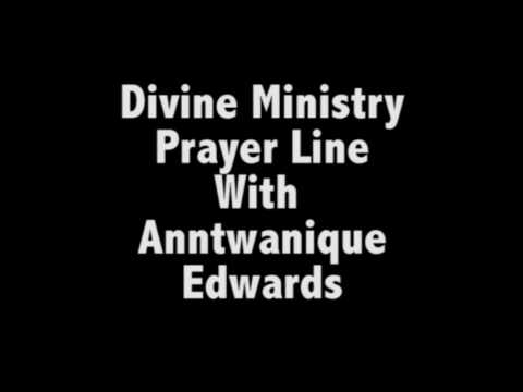 Divine Ministry Prayer Line 04 12 2017