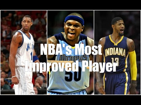NBA Most Improved Player Award: Who really stepped up?