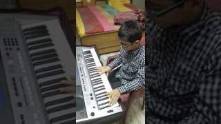 Sanam re keyboard notes