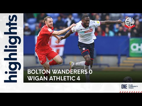 Bolton Wigan Goals And Highlights