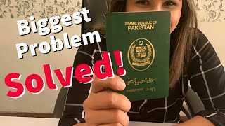 How To Remove Stickers From Passports | Travel Hacks | Tips And Tricks | Irem Ozel