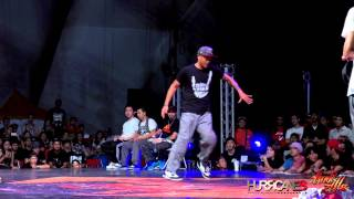 POPPING ALL AGE SIDE 7 to Smoke | 2014 FUNKZILLA GAME WORLD FINAL