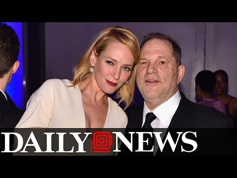 Uma Thurman details Harvey Weinstein assault