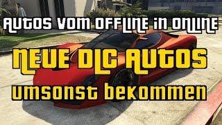 GTA 5 Online: AUTOS VOM OFFLINE - ONLINE | Turismo R u. Jester  UMSONST | VOLLGETUNED|1.11