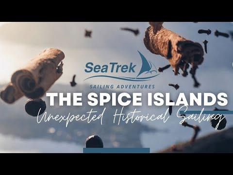 Ombak Putih in the Spice Islands