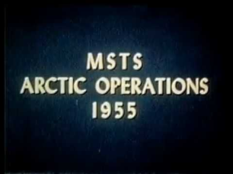 Military Aircraft - Arctic Operations 1955 (US Navy film) D.O.D.