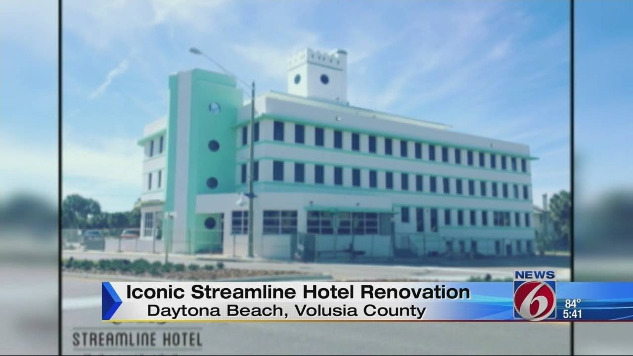 Iconic Streamline Hotel Renovation