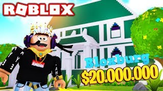 $1,000,000 BLOXBURG MANSION UPDATE TOUR! Roblox Bloxburg