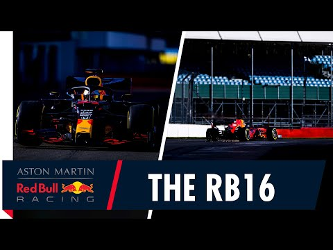 RB16 Is Here To Charge On   As Max Verstappen Launches Our 2020 Car In Race Livery