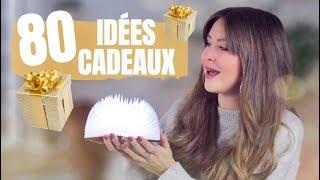 80 IDÉES CADEAUX POUR TOUS LES BUDGETS 🎁 | Noël 2018