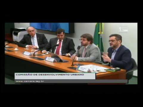 DESENVOLVIMENTO URBANO - Fórum sobre Regularização Fundiária Urbana - 23/08/2017