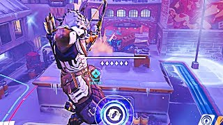 When Overwatch PRO PLAYERS Make 300 IQ Predictions..!!