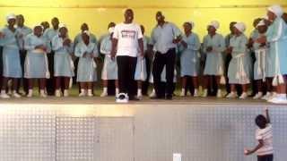 Balatedi ba Morena Gospel Choir @ Soshanguve on the 03rd of March 2013