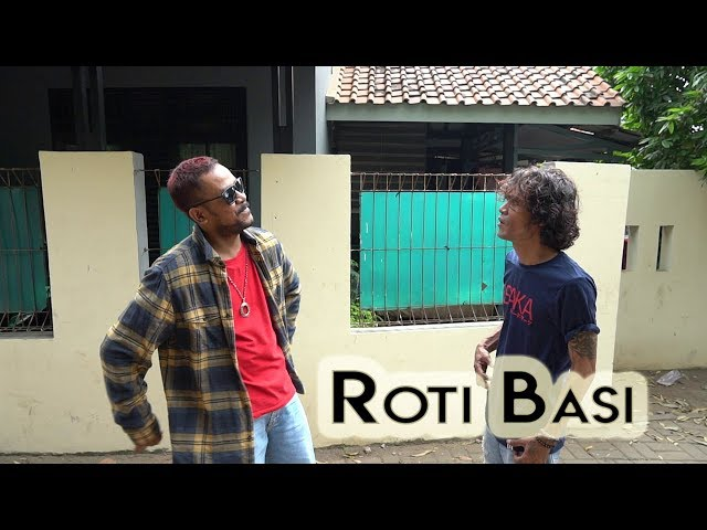 Roti Basi - Eps 5 (Parah Bener The Series)