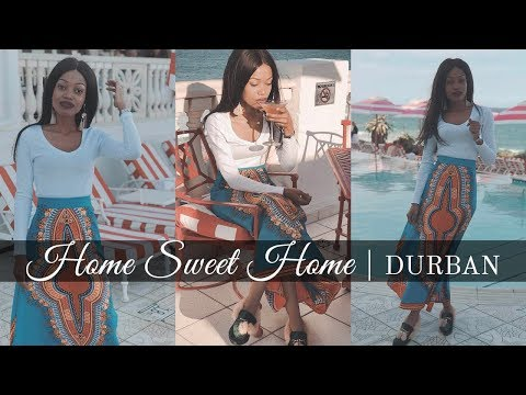 Visiting South Africa after two years// Durban Vlog// Mom I'm coming home| South African YouTuber