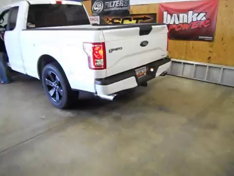 2015 F150 5.0L v8 Afe Headers and Borla Exhaust Start Up