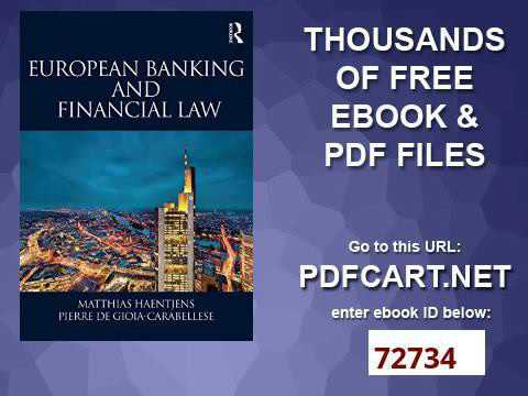 ebooks on banking and finance pdf