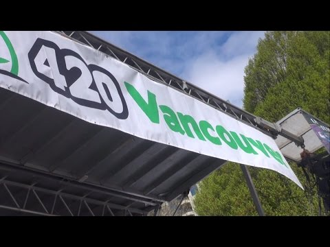 Vancouver 420 2017
