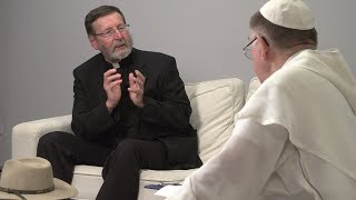 Interview with Father Mitche Pacwa, a journalist of the Catholic television station EWTN